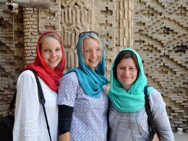 Iran Women's Expedition