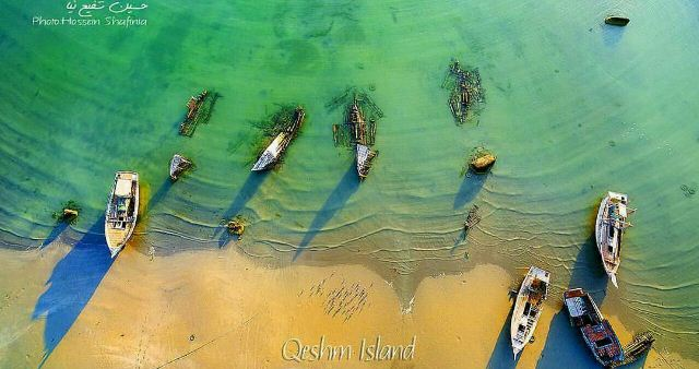 Qeshm Land Of Wonder