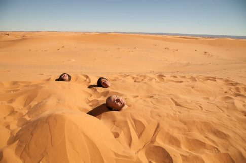 Iran Sand and Mud Therapy Tour