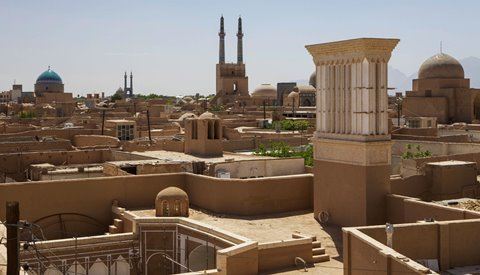 Yazd Travel Guide