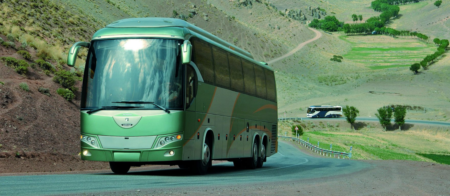Iran Bus Booking
